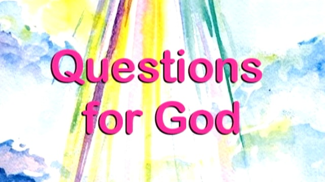 Ep. 1 - God, Who Are You?