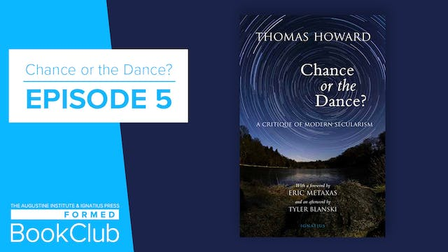 "FORMED Book Club - ""Chance or the Dan..."