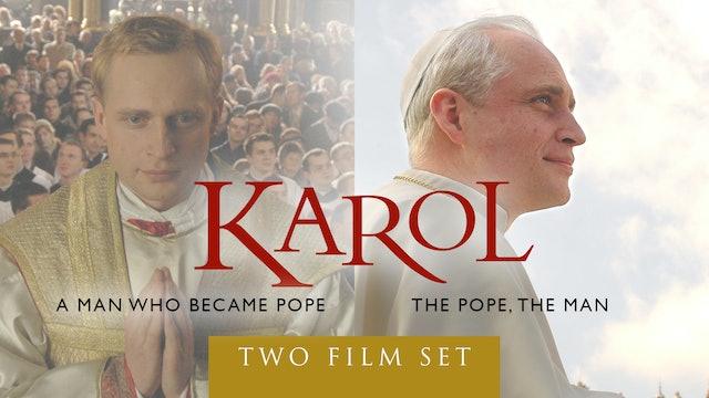Karol (Two Film Set)