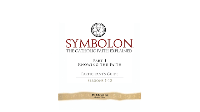 Symbolon KTF Small Group Participant Guide