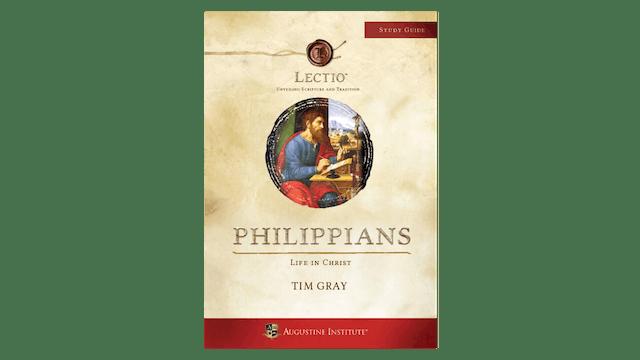 Lectio: Philippians Study Guide PDF