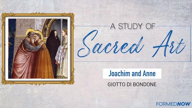Sacred Art: Sts. Joachim and Anne