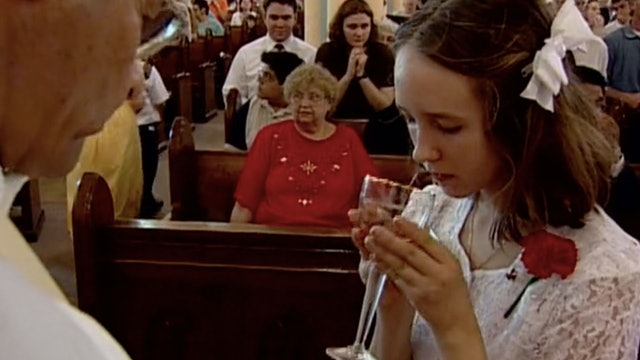 The Eucharist for Little Children