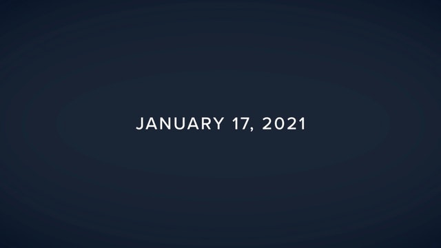 Daily Reflections – January 17, 2021