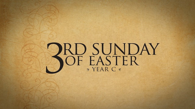 3rd Sunday of Easter (Year C)