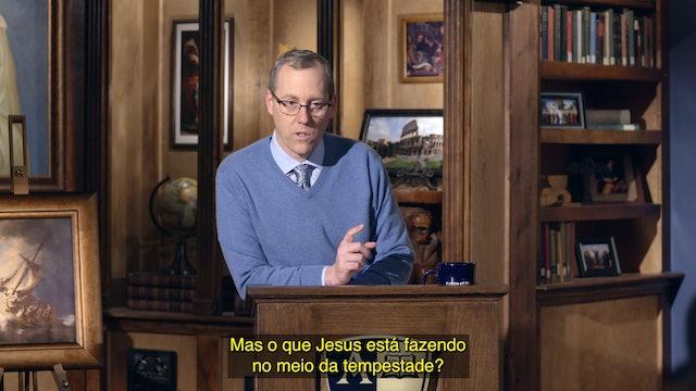 Lectio: Mark (Portuguese) - Episode 7