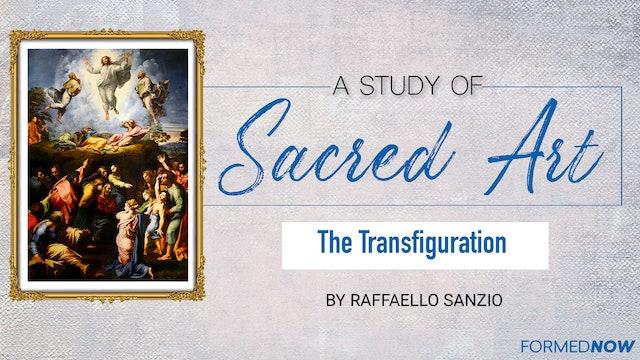Sacred Art: The Transfiguration