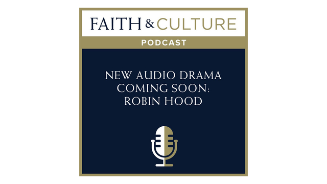 New Audio Drama Coming Soon: Robin Ho...