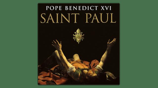 Saint Paul by Pope Benedict XVI