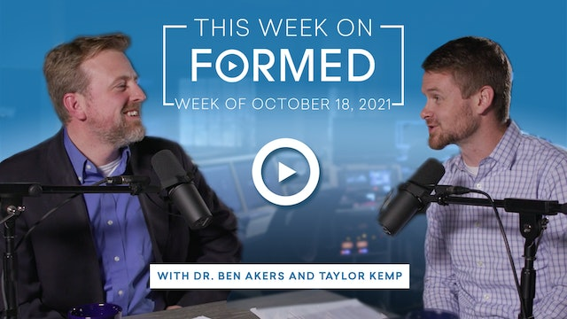 This Week on FORMED (October 18, 2021)