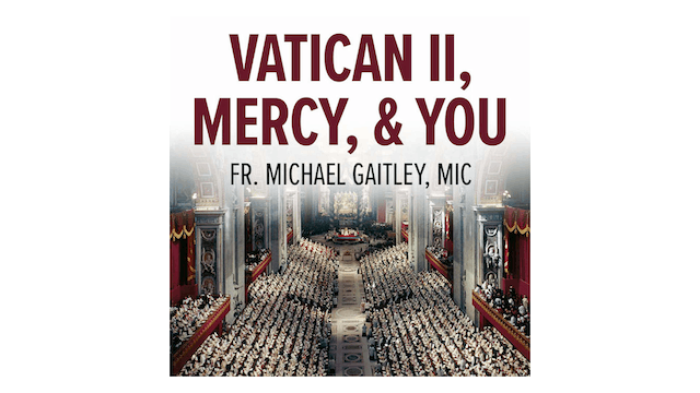 Vatican II, Mercy, & You: St. John Paul II's Vision for the New Evangelization by Fr. Michael Gaitley