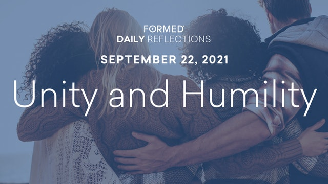 Daily Reflections – September 22, 2021