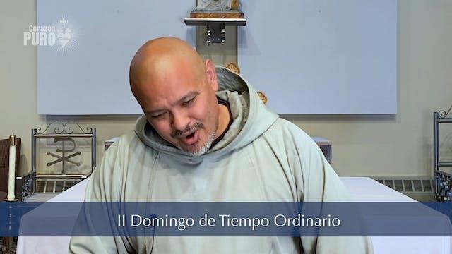 II Domingo de Tiempo Ordinario - Ener...