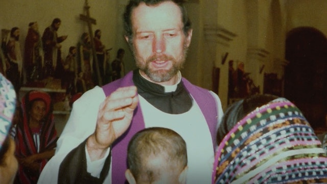 An Ordinary Martyr: The Life & Death of Blessed Stanley Rother