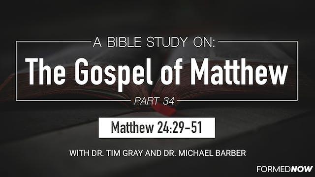 Bible Study: The Gospel of Matthew (P...