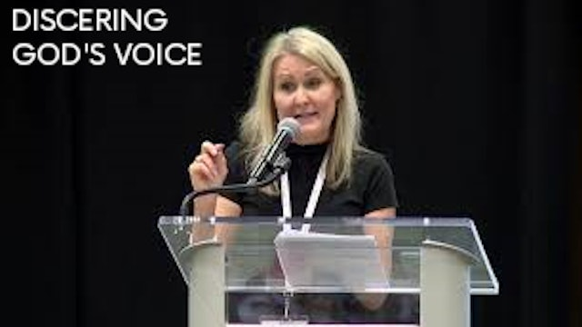 Discerning God's Voice - Therese Bermpohl