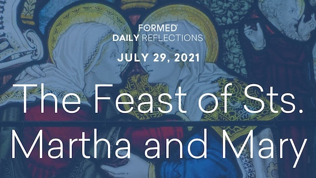 Daily Reflections – July 29, 2021