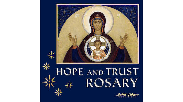 Hope and Trust Rosary: Joyful Mysteries