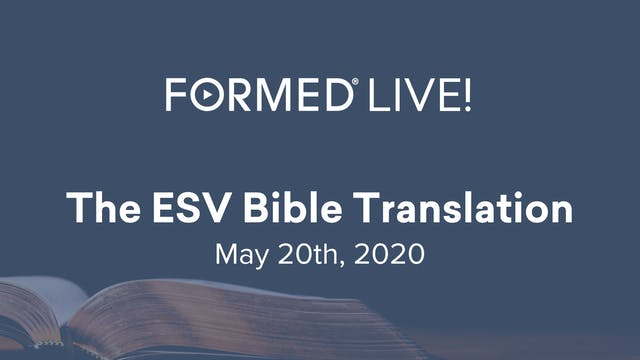 FORMED Live: The Bible and the Englis...