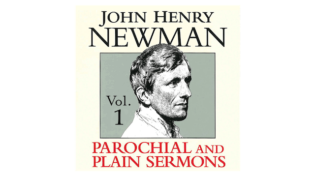 Parochial and Plain Sermons Vol. 1 by John Henry Newman