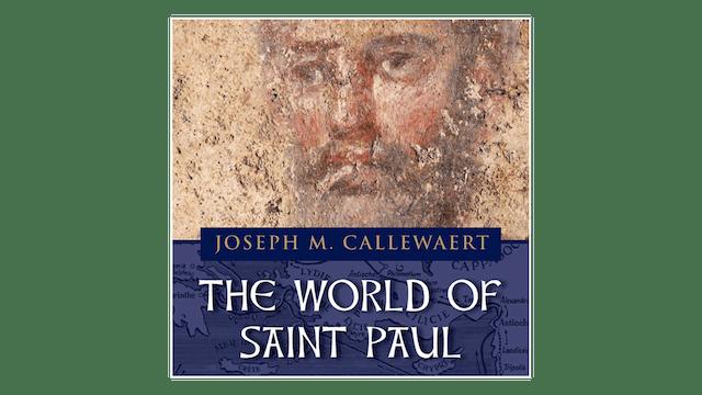 The World of Saint Paul by Joseph M. Callewaert