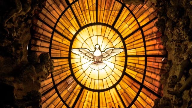The Holy Spirit and the Life of Grace