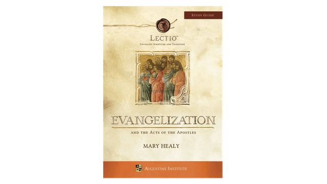 Lectio: Evangelization Study Guide PDF