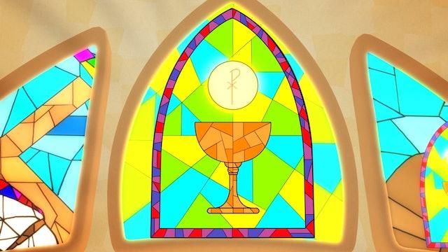 El Pan de Vida: Celebrando la Eucaristía