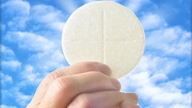 Yo estaré con ustedes: Eucaristía
