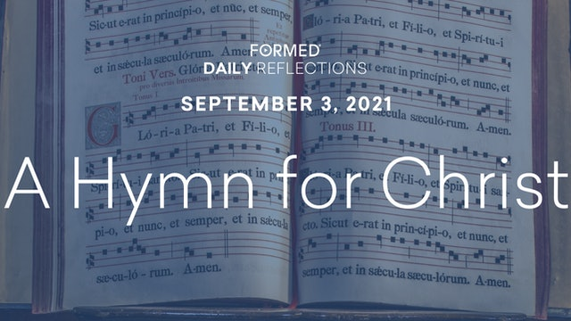 Daily Reflections – September 3, 2021