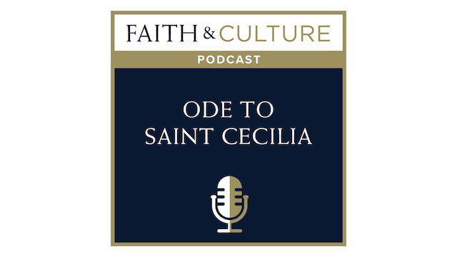 Ode to Saint Cecilia with Paul McCusker