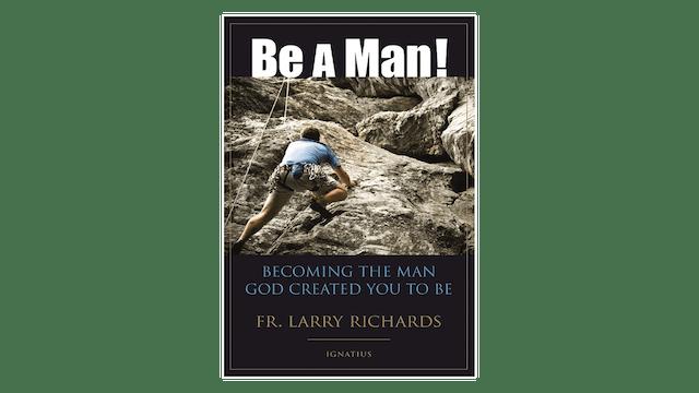 EPUB: Be a Man!