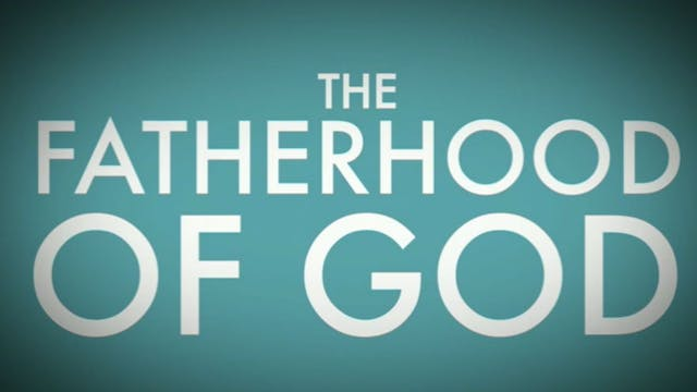 Is God Really My Father? with Scott P...