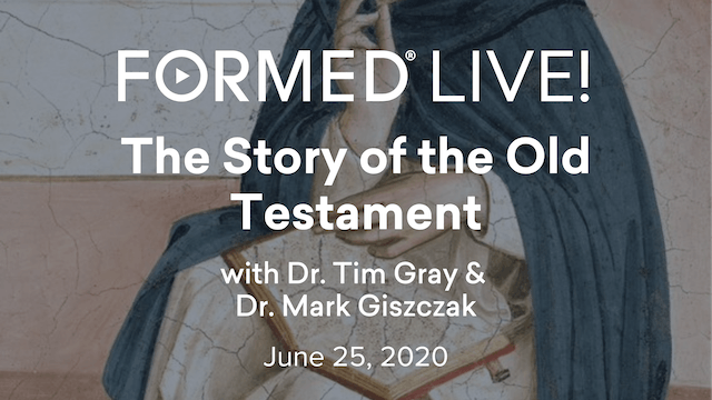 FORMED Now! The Story of the Old Testament