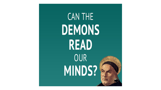 Can the Demons Read Our Minds?