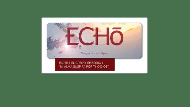 ECHO - El Credo, Guía de estudio