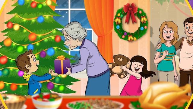 Nace el Rey, el relato de la Navidad