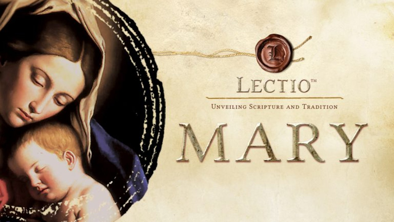 Lectio: Mary with Dr. Brandt Pitre, from Formed.org