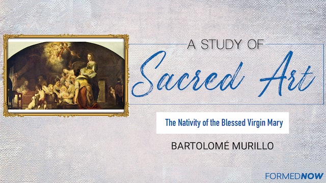 Sacred Art: The Nativity of the Blessed Virgin Mary