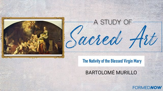 Sacred Art: The Nativity of the Bless...