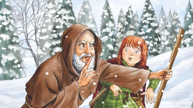 Kristoph & the First Christmas Tree: A Legend of St. Boniface
