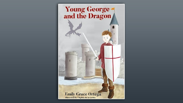 Young George and the Dragon (MOBI)