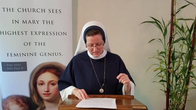 Sister Virginia Joy, SV Casting the V...