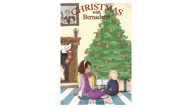 Christmas with Bernadette by Emily Ortega