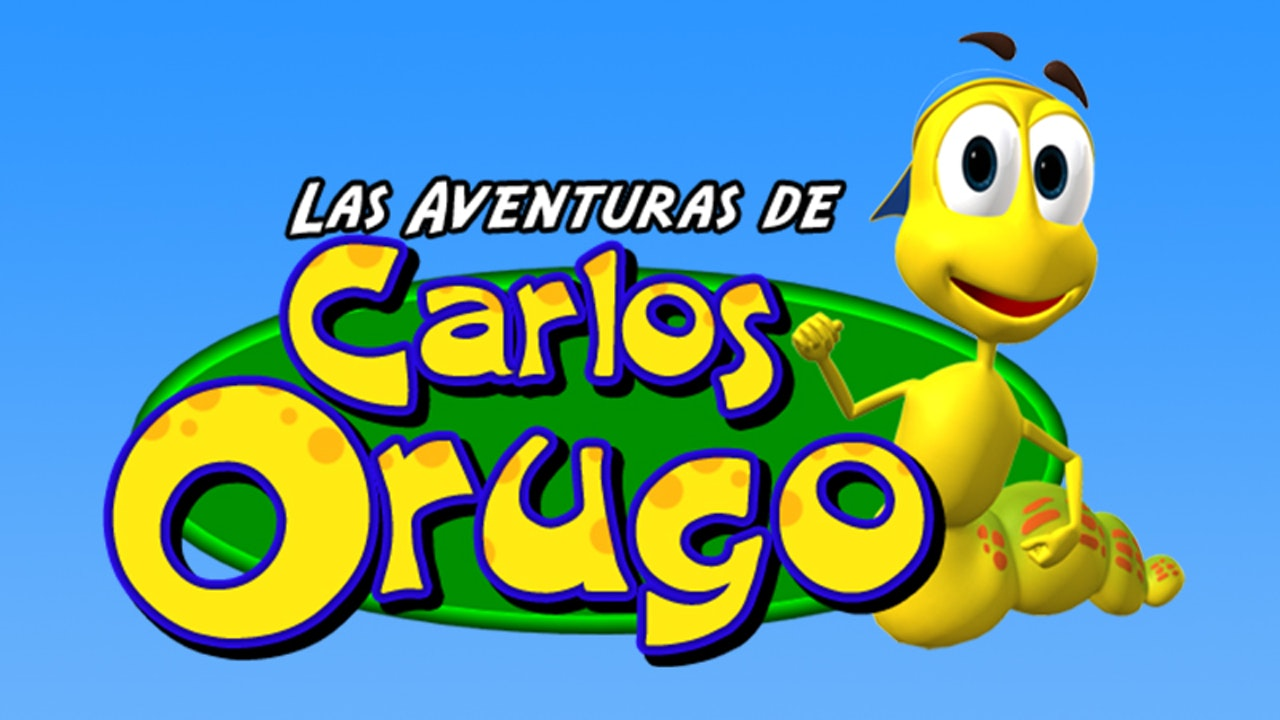 Los Aventuras de Carlos Orugo