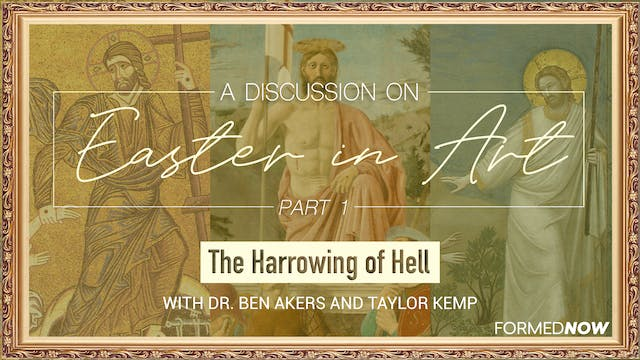 Easter in Art: The Harrowing of Hell ...