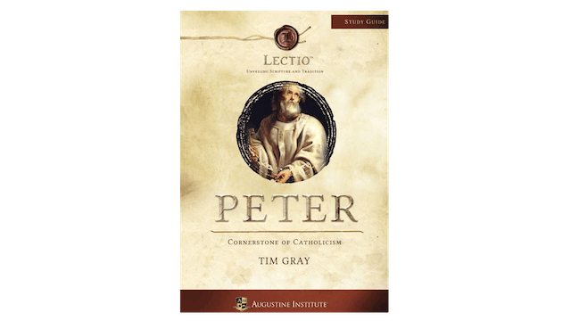 Lectio: Peter Study Guide