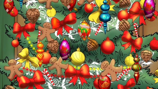 Day 5 - The Ornaments
