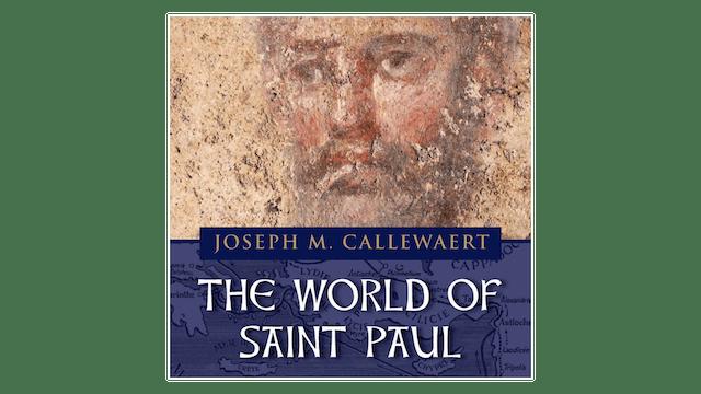 The World of Saint Paul by Joseph Callewaert