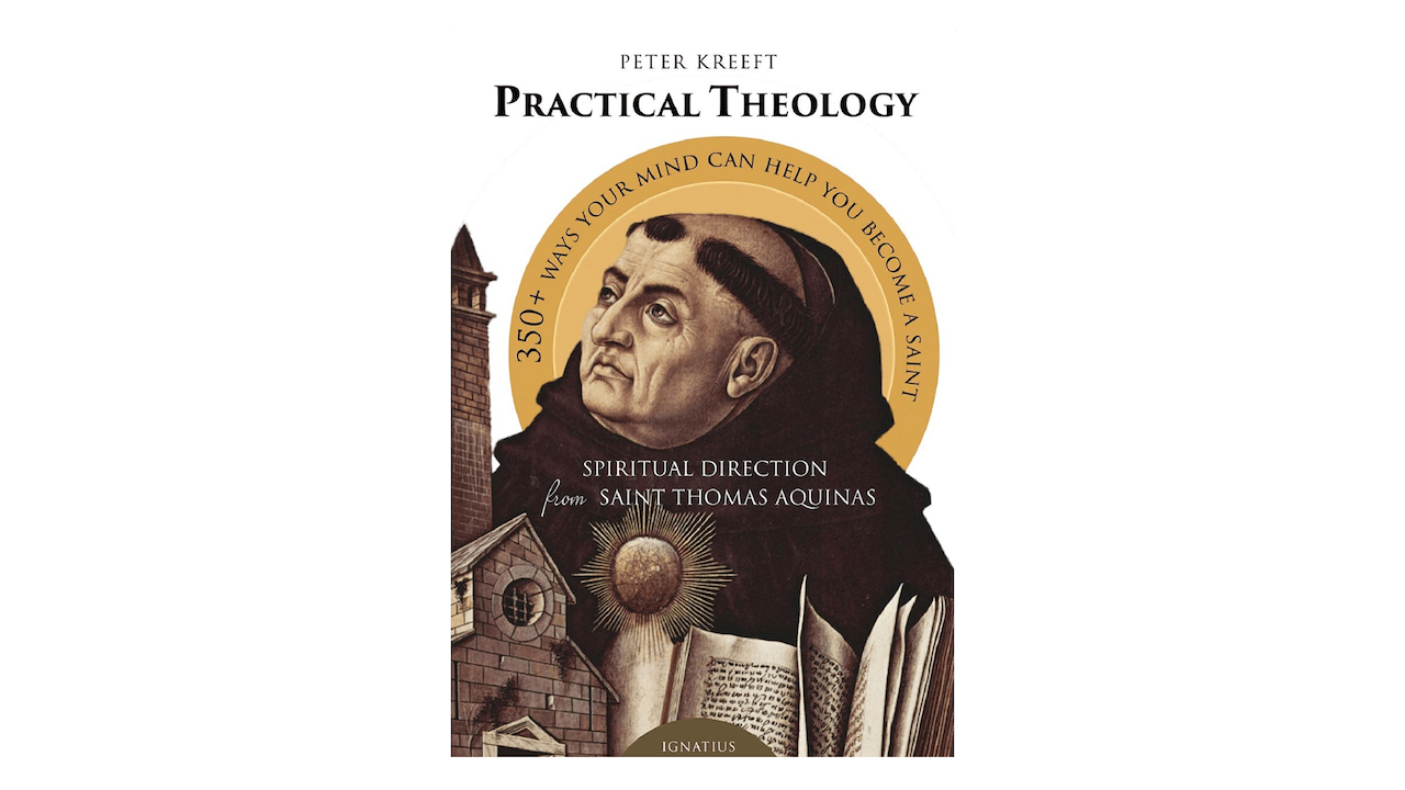 Practical Theology: Spiritual Direction from St. Thomas Aquinas by Peter Kreeft
